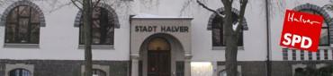Bürgermeisterwahl 2015 in Halver – SPD Nominierungsveranstaltung