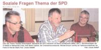 SPD und Gewerkschaft – Bernd Schildknecht zu Gast beim Ortsverein