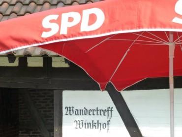 SPD-Familienwanderung am Winkhof – Start am Samstag, 17.09.2016, um 15.00 Uhr, am Wandertreff
