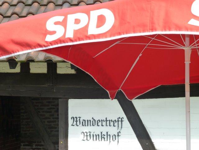 Vor Ort und bodenständig - Eure SPD in Halver!