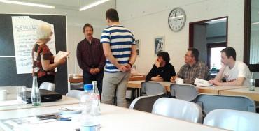 Die Bundestagswahl naht – Wahlkampfvorbereitung mit Fabian Ferber