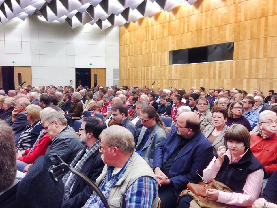 SPD-Regionalkonferenz in Dortmund – Gelebte innerparteiliche Demokratie