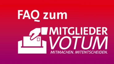 Innerparteiliche gelebte Demokratie – Der Weg zum SPD Mitgliedervotum