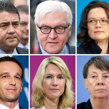 """Kabinett steht – """"Jetzt muss geliefert werden"""""""