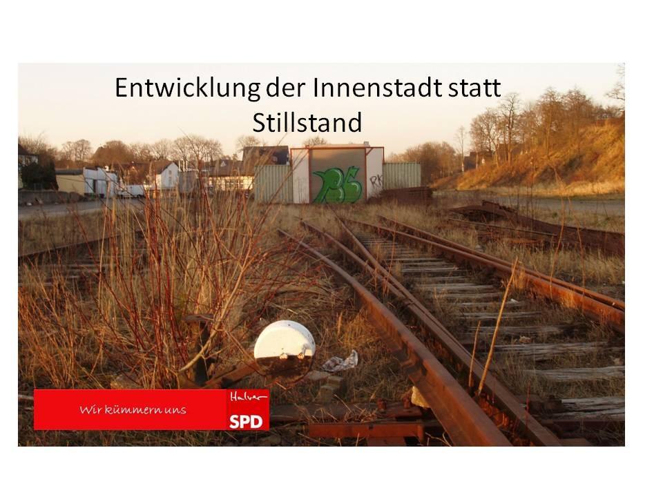 """""""Stadtentwicklung in Halver"""" – Wir zur Kommunalwahl am 25.Mai"""