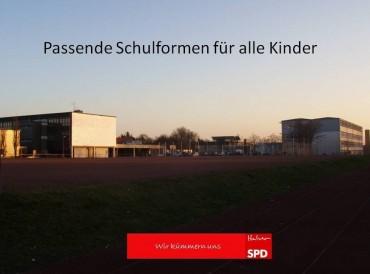 """""""Zukunftsichere Schulen für Halver"""" – Wir zur Kommunalwahl am 25.Mai"""