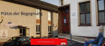 """""""Orte der Begegnung fördern"""" – Wir zur Kommunalwahl am 25.Mai"""