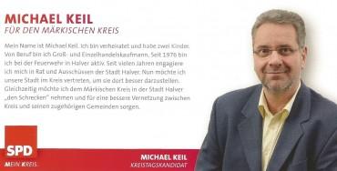 Michael Keil – Für Halver in den Kreis