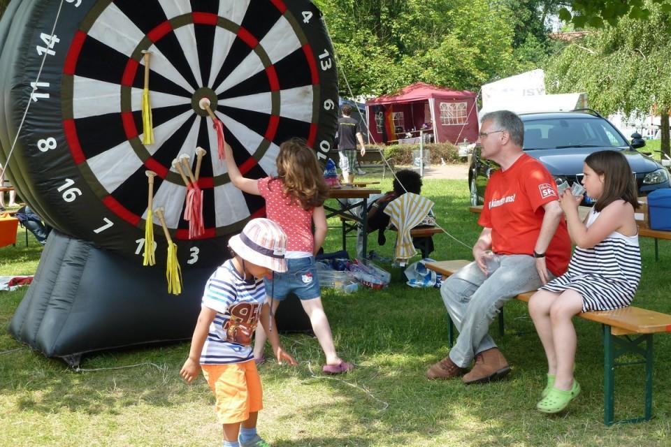 SPD Kinderland beim Kartcup 2014 – Bullenhitze und Spitzenstimmung