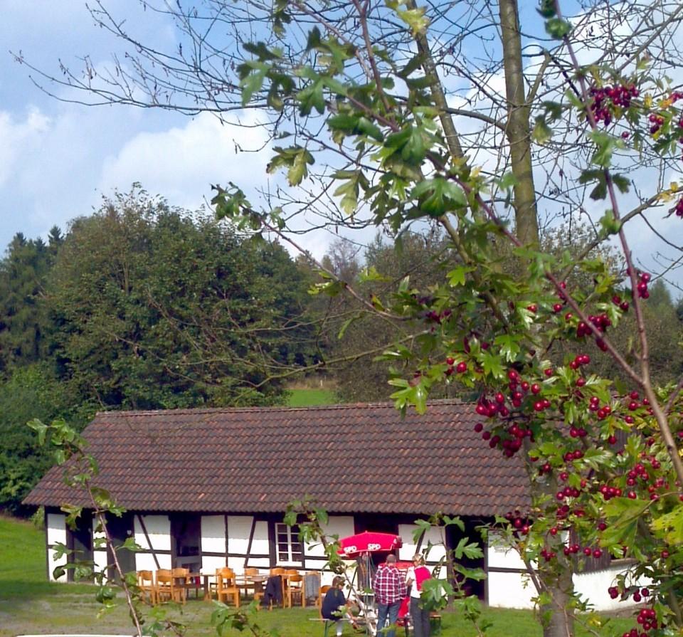 Wanderung mit Astrid Becker – danach Grillfeier am Winkhoff