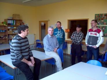 Was ist los in Halvers Jugendzentrum ? – SPD Fraktion fragt nach