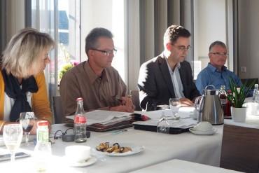 SPD Fraktionstagung zum Haushalt 2016
