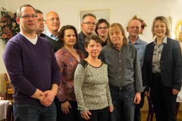 Neue Gesichter im SPD-Vorstand – Bettina Pregitzer ist unsere neue stellvertretende Vorsitzende