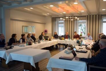 Klausurtagung der SPD Fraktion zum Haushalt 2017 in Grossendrehscheid