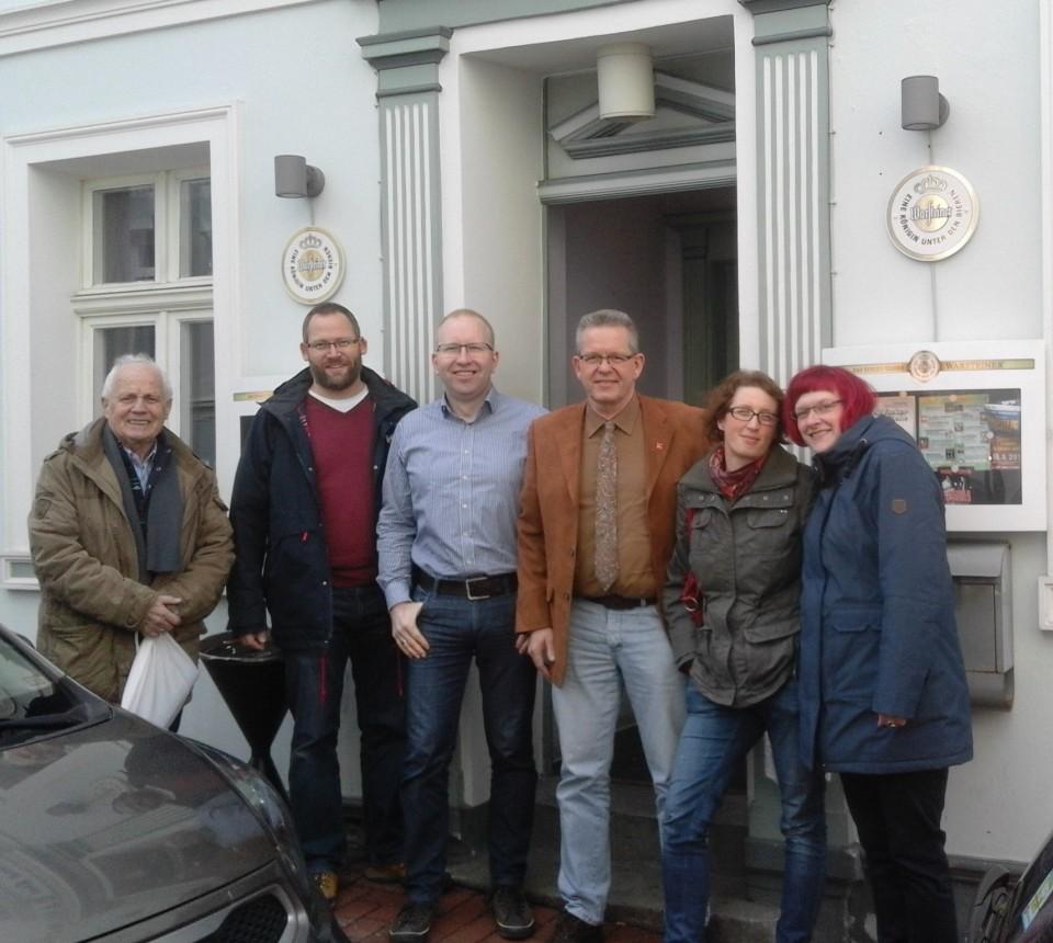 Unterwegs mit Neumitgliedern – Weiterbildung bei der Kreis-SPD zum Umgang mit Rechtspopulismus