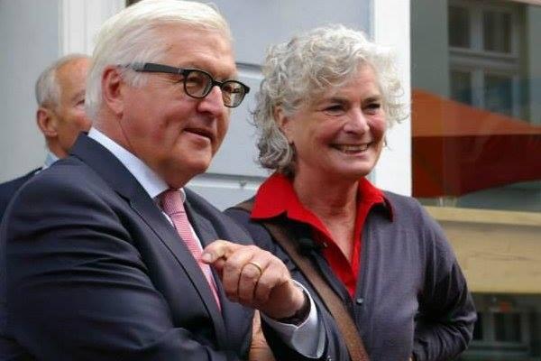 Herzlichen Glückwunsch – Herr Bundespräsident Frank-Walter Steinmeier
