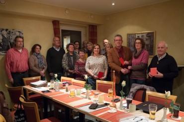 Sich direkt einbinden und mitreden – Neumitglieder besuchen Offene SPD-Vorstandsitzung