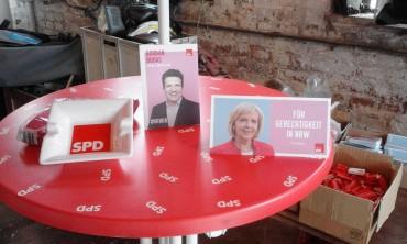 Wahlkampfauftakt der SPD-Halver – Wir freuen uns auf die Bürgergespräche