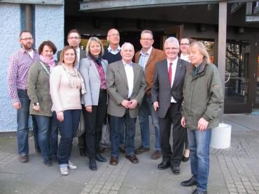 Podiumsgespräch mit Hannelore Kraft in Lüdenscheid