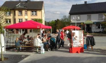 """""""Der rote Grill"""" am alten Markt – Gordan Dudas lädt zum Gespräch ein"""