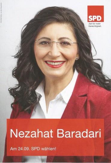 Kämpferische und gut besuchte JHV der SPD Halver – Nezahat Baradari spricht zum Parteiprogramm